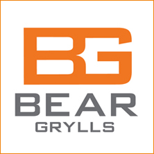 Bear Grylls Logo, one of our Corporate Video Clients - Clients Page - Vivid Photo Visual
