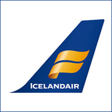 Icelandair Logo, one of our Corporate Video Clients - Clients Page - Vivid Photo Visual