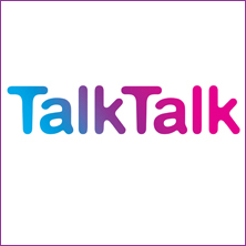 Talk Talk Logo, one of our Corporate Video Clients - Clients Page - Vivid Photo Visual