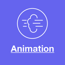 Animation Video Icon - Vivid Photo Visual