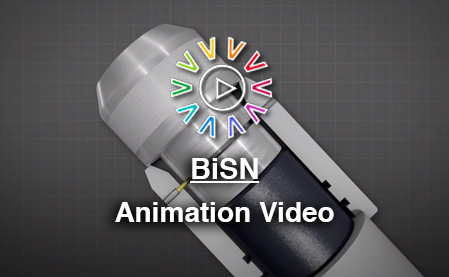 Animation Video Example - BiSN - Vivid Photo Visual