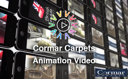 Animation Video Example - Cormar Carpets - Vivid Photo Visual