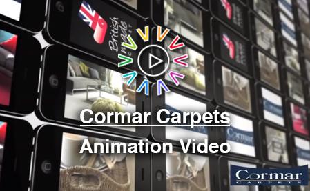 Animation Video Example - Cormar Carpets - Vivid Photo Visual