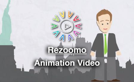 Animation Video Example - Rezoomo - Vivid Photo Visual
