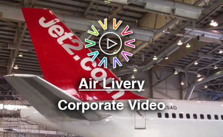 Corporate Video Example - Air Livery - Vivid Photo Visual