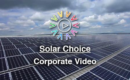 Corporate Video Example - Solar Choice - Vivid Photo Visual