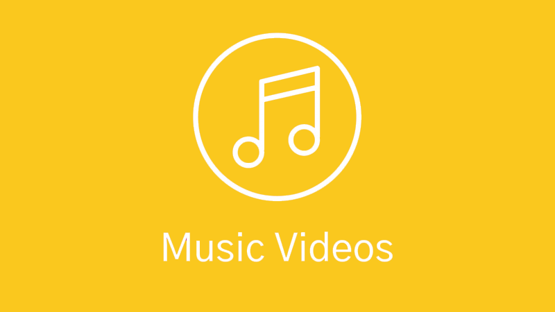 Music Video Production Icon