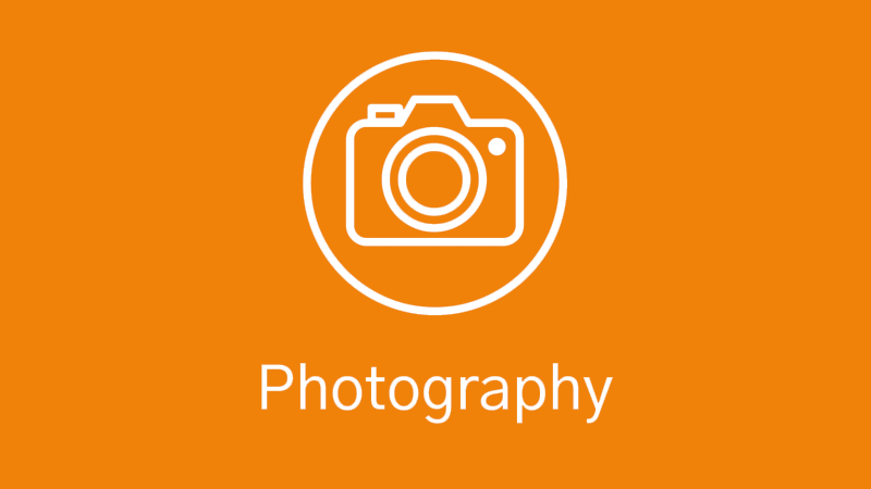 Commercial Photography Icon