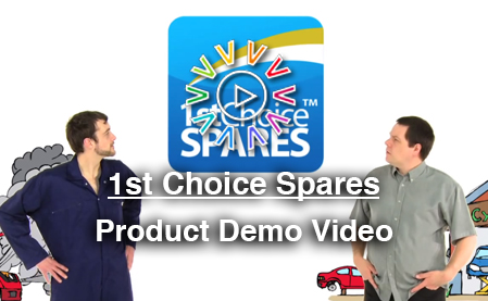 Product Demonstration Video Example - 1st Choice Spares - Vivid Photo Visual