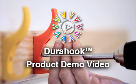 Product Demonstration Video Example - Durahook - Vivid Photo Visual