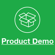Product Demo Icon - Vivid Photo Visual