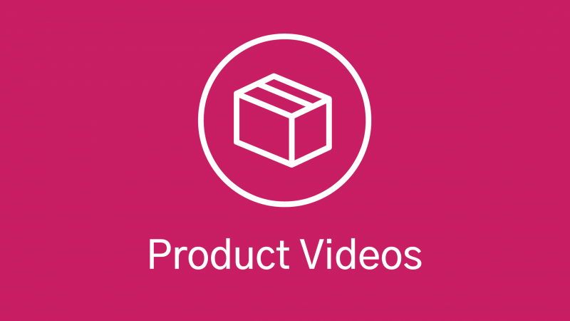 Product Video Production Icon