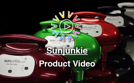 Product Video Example - Sunjunkie - Vivid Photo Visual