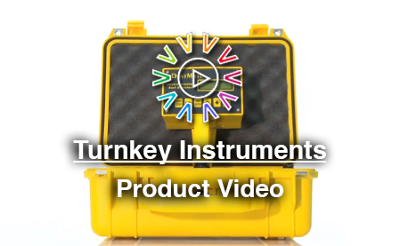 Product Video Example - Turnkey Instruments - Vivid Photo Visual