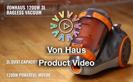 Product Video Case Study - Von Haus - Vivid Photo Visual