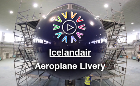 Time-Lapse Video Example - Icelandair