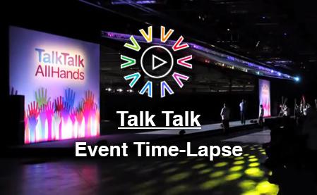 Time-Lapse Video Example - Talk Talk - Vivid Photo Visual
