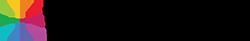 Vivid Photo Visual Logo